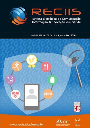 Capa da Reciis edição sobre privacidade de dados