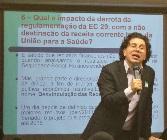 Apresentação do professor Áquilas Mendes em Comissão da Câmara dos Deputados