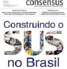 Capa da revista Consensus nº13, com a matéria